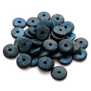 Kokos perla Plava