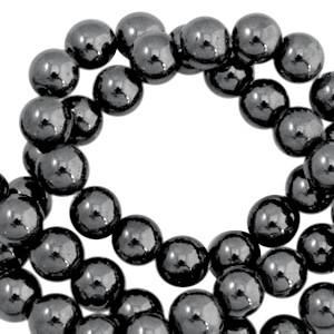 Hematit perla 4 mm