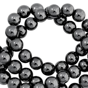 Hematit perla 8 mm