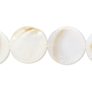 Sedef Perla 12 mm Ivory