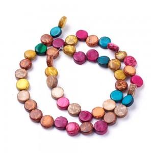 Kokos perle 10 mm